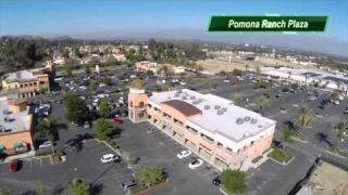 Pomona Ranch Plaza Aerial Video 14 0214