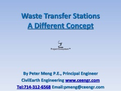 Waste Transfer Station (WTS)